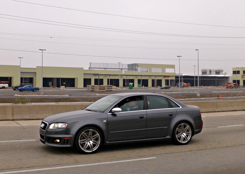 Audi RS4 (B7) | SPV Automotive | Flickr