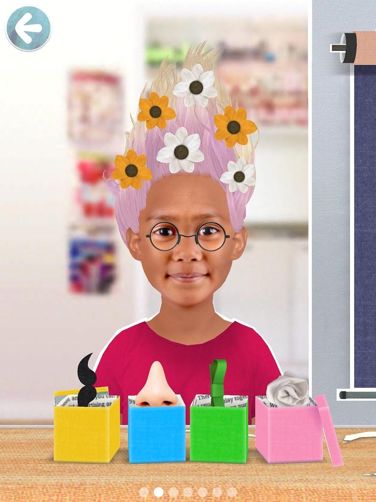 Toca hair salon me accessories from toca hair salon me for Toca hair salon me