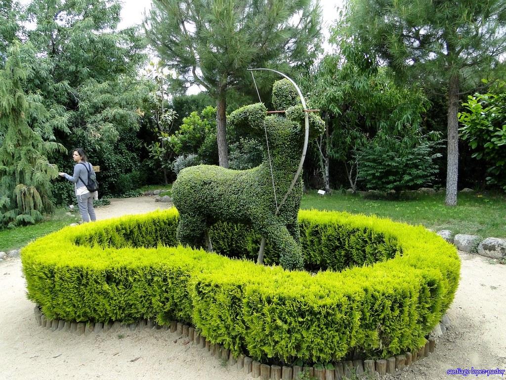 Centauro el bosque encantado san mart n de valdeiglesias for El jardin encantado madrid