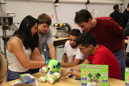 OSU students work to adapt toys