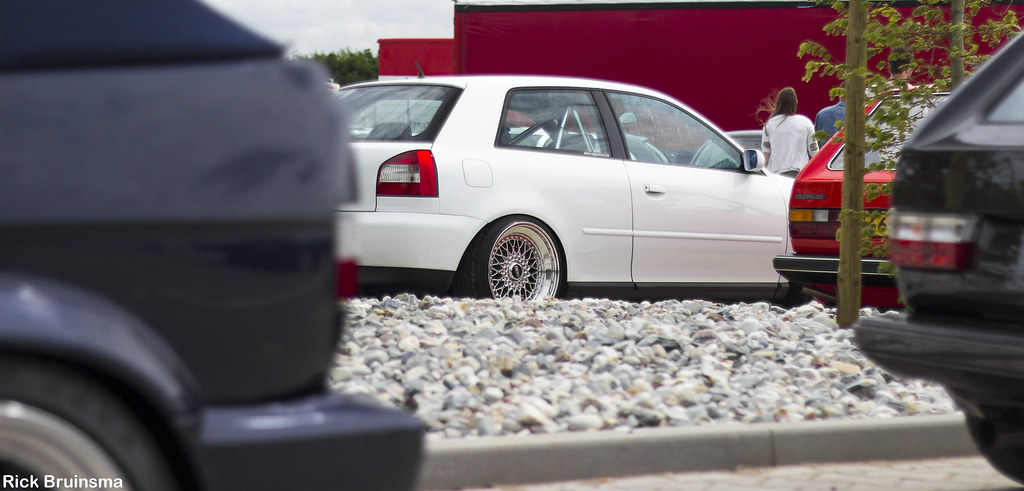 Audi A3 8L - BBS RS | Rick Bruinsma | Flickr