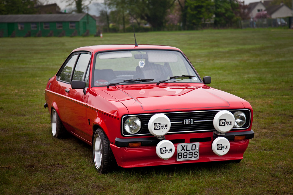 ford escort - Cars