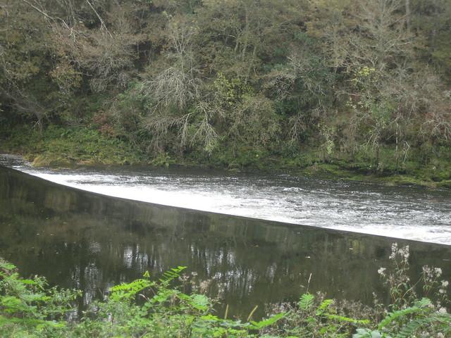 Río Ulla en el PR-G 36 Sendeiro de San Xoán da Cova
