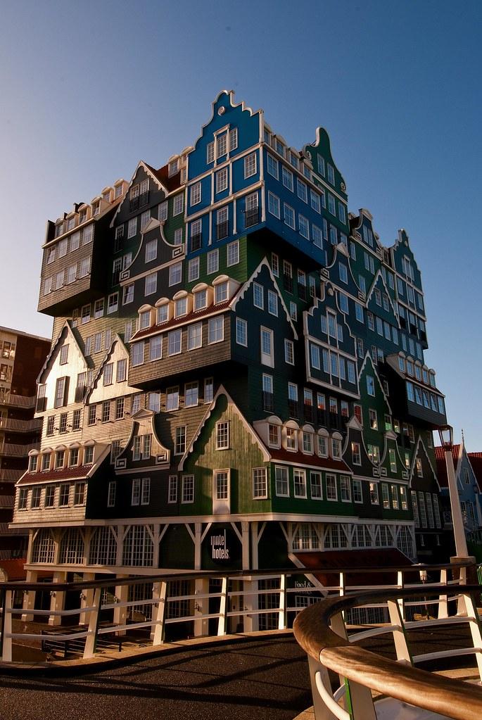 Inntel Hotels Amsterdam Zaandam Hotel In Zaandam The