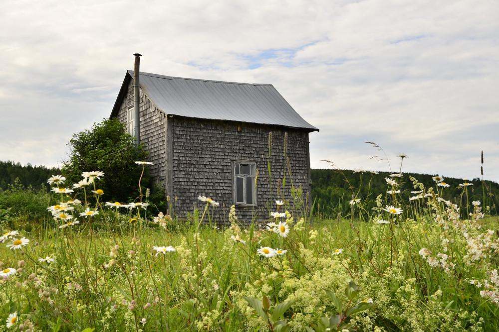 Sainte ang le de m rici petite maison la campagne flickr - Petite maison de campagne ...