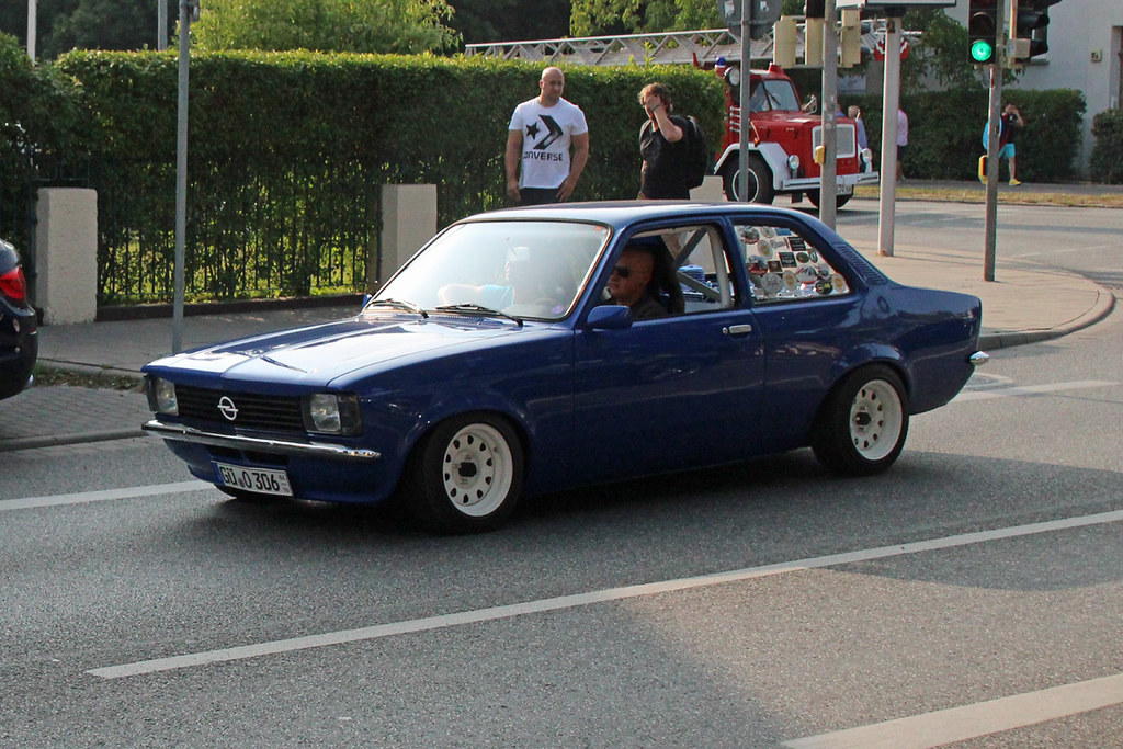 opel kadett c tuning images galleries with a bite. Black Bedroom Furniture Sets. Home Design Ideas