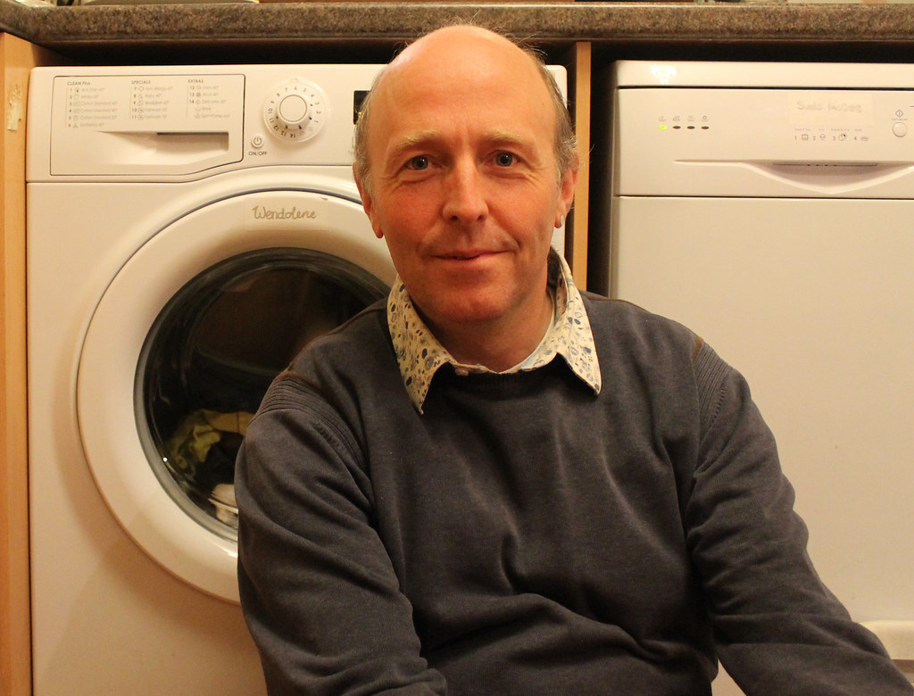 washing machine well