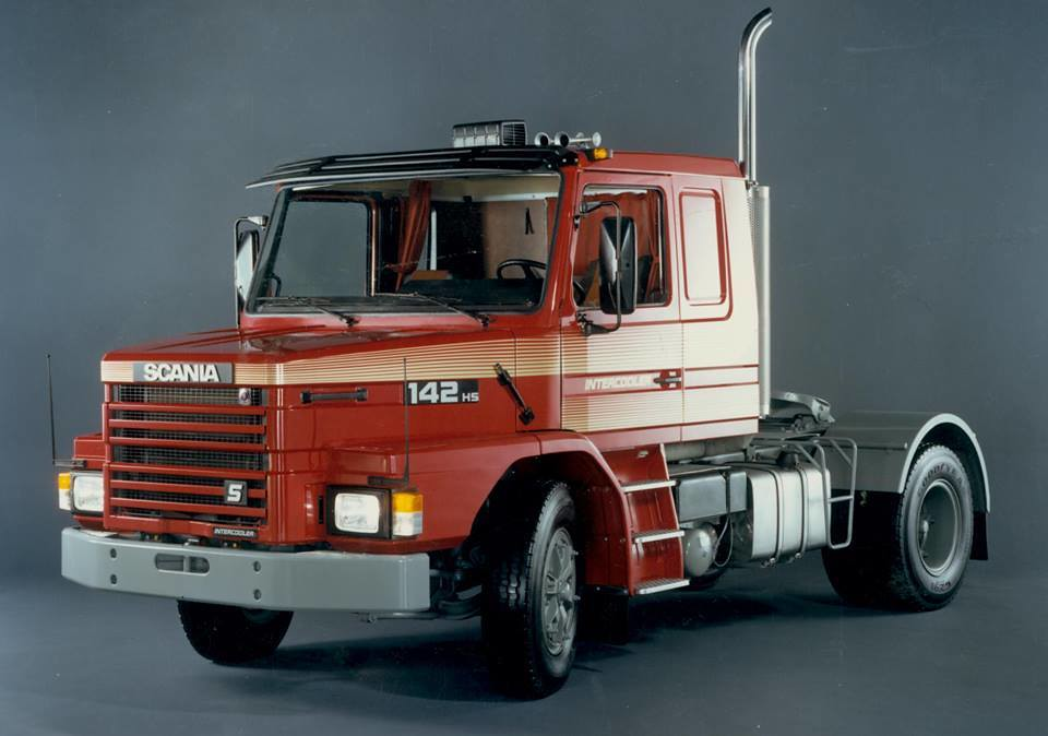 Scania 142-HS | 1987 | VM7 (Victor)™ | Flickr