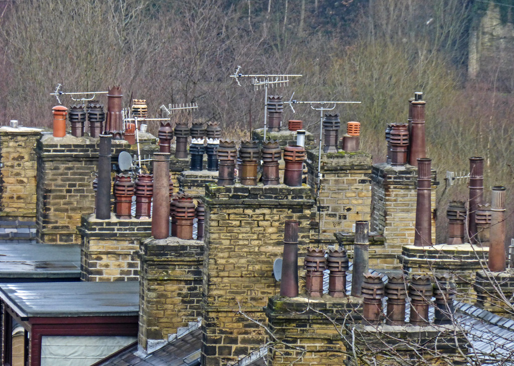 The Chimney Pots of So...