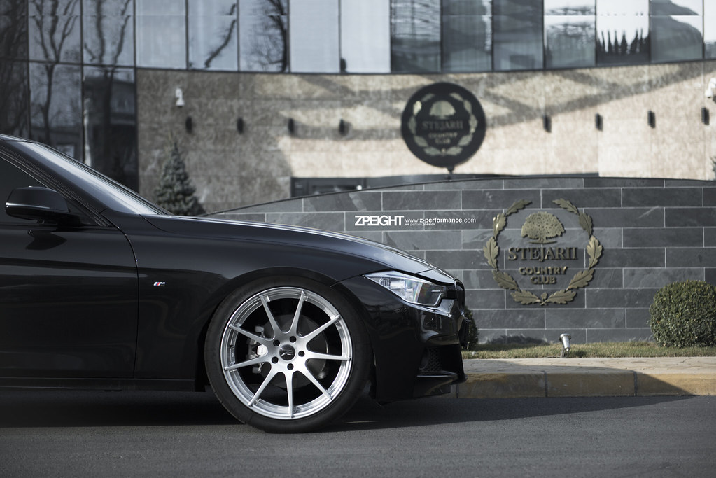 Bmw F30 Zp Eight 20 Quot Deep Concave Www Z Performance Com Flickr