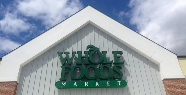 Whole Foods Grocery Store Supermarket Food Store. Pics by Mike Mozart of TheToyChannel and JeepersMedia #WholeFoods  #Whole FoodsLogo #wholeFoodsGroceryStore #WholeFoodsSign #WholeFoodSuperMarket