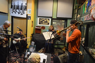 Heroes of Toolik live on WFMU
