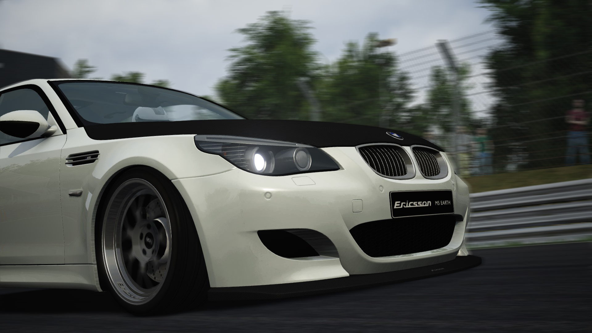 Virtual Stance Works Bmw M5 E60