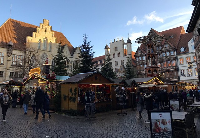 Hildesheim Christmas market Germany 54