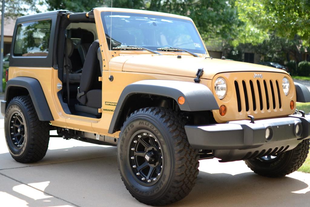 2013 Jeep Wrangler Dune Jason Weaver Flickr