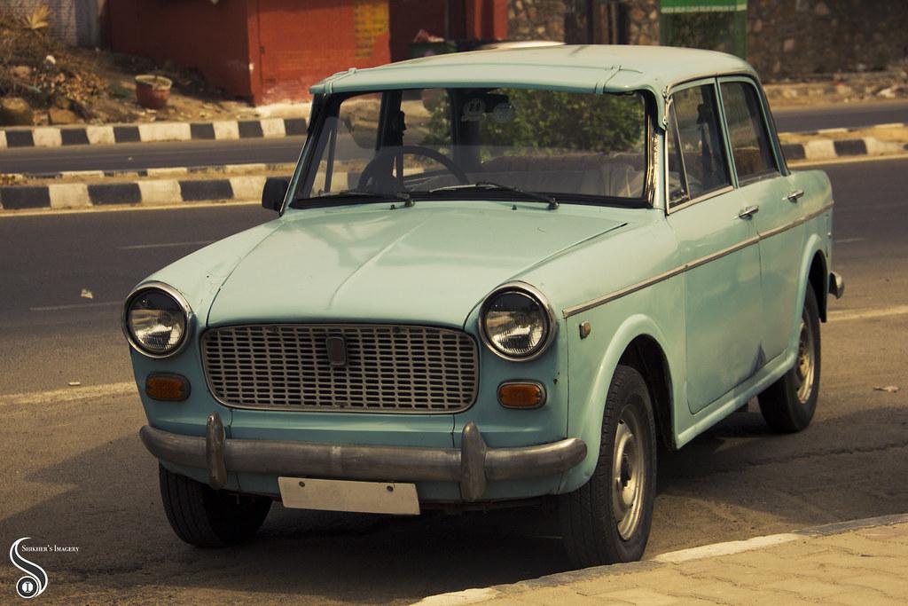 Old Car In Punjab