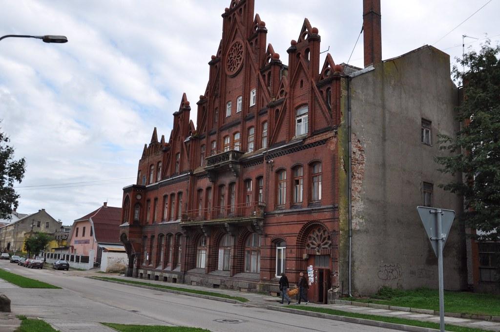 Gusev, Kaliningrad Oblast ((formerly Gumbinnen, East Pruss ...