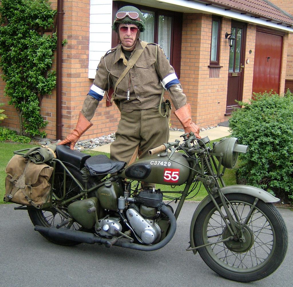 Triumph 3SW 1940