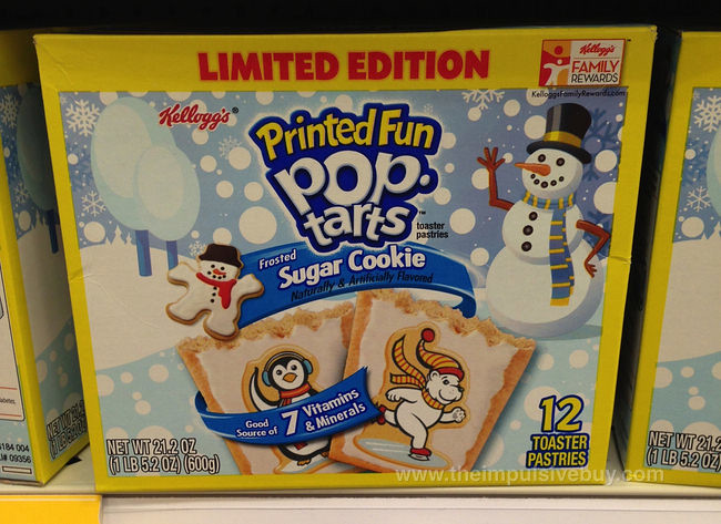 Limited White >> LImited Edition Sugar Cookie Pop-Tarts | theimpulsivebuy | Flickr