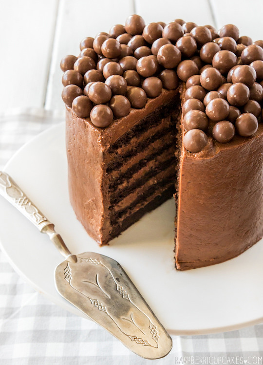 Layer Chocolate Cake Recipe