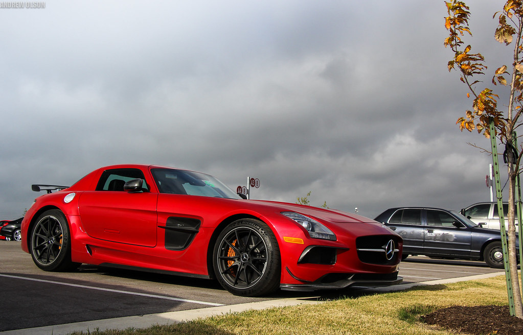 Sls Black Series >> Mercedes SLS AMG Black Series | This was Lewis Hamilton's ca… | Flickr