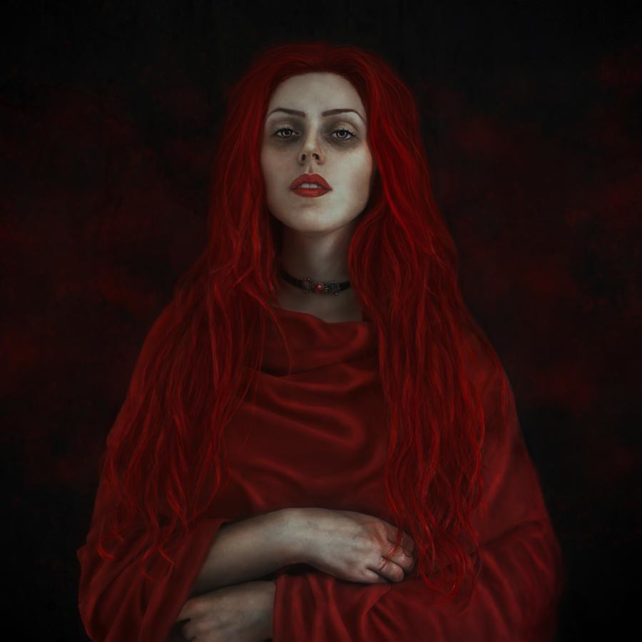 Game Of Thrones Red Woman