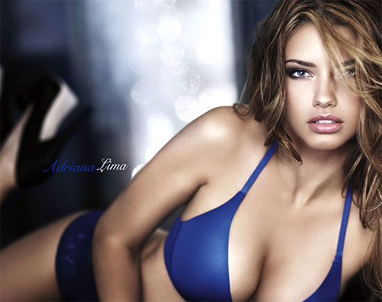 Adriana lima hot celebrity for that