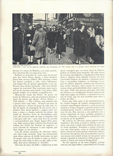 A Volta ao Mundo, Ferreira de Castro, Nº 15, 1944 - 45