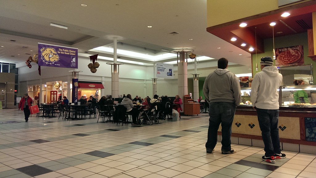 Northpark Mall Food Court Davenport Ia