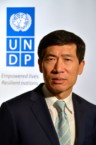 Mr. Xu Portrait Picture | by UNDPSriLanka