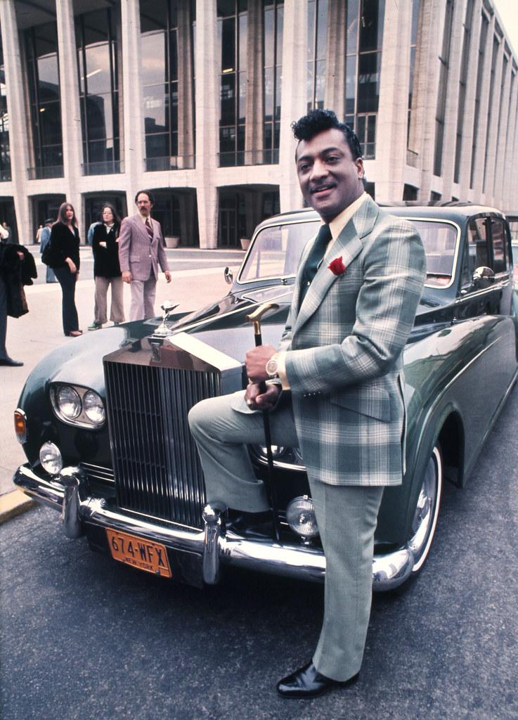 Reverend Ike Nyc 1979 Winston Vargas Flickr