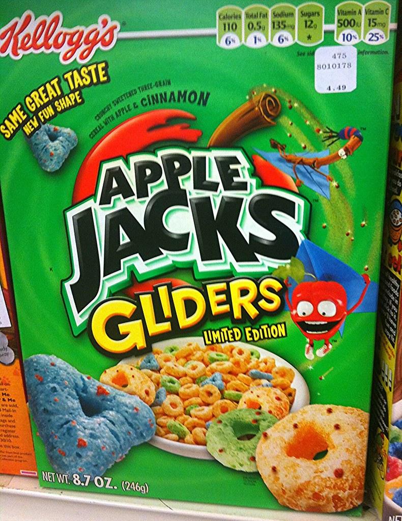 Apple Jacks Cereal Box Apple Jacks Cereal Varieties