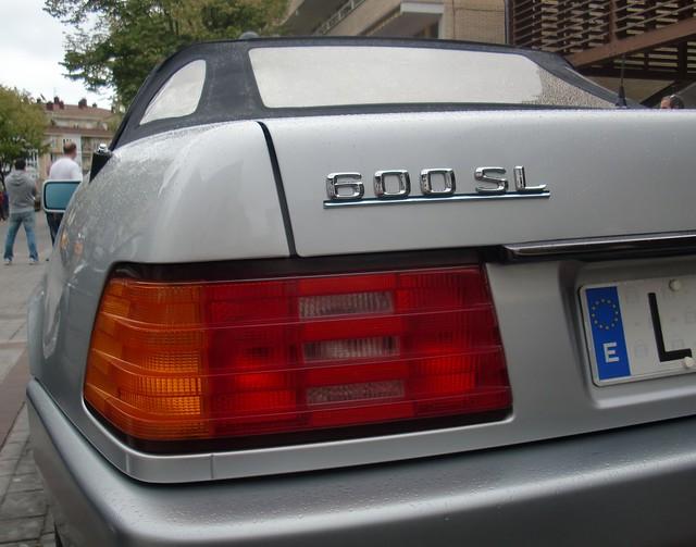 MB 600 V12 SL
