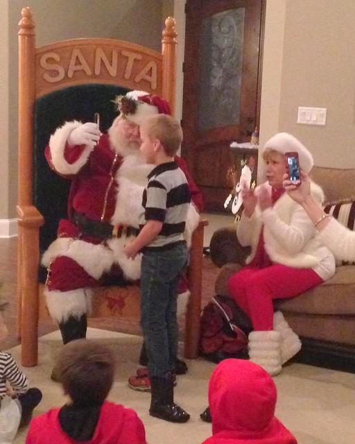 Johnson Christmas Party 201416