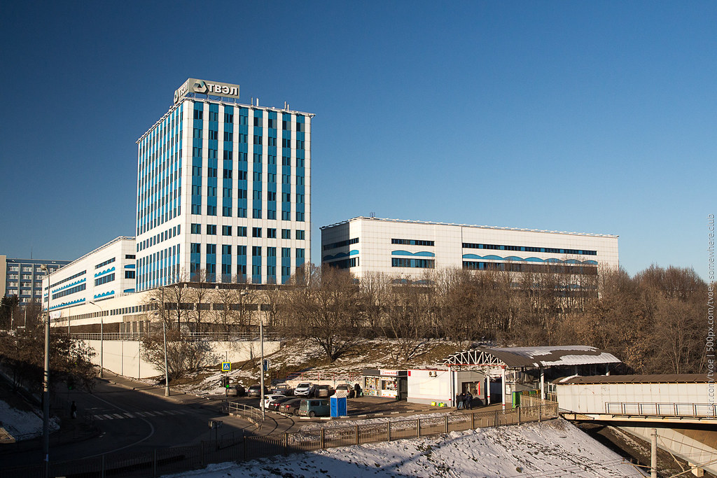 Завод ТВЭЛ в Москве