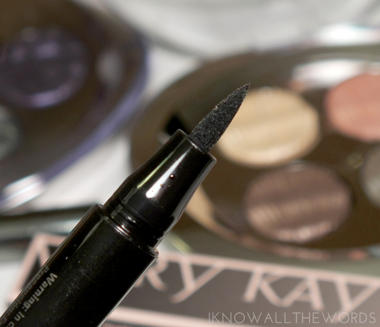 mary kay liquid eyeliner pen in MK black (2)