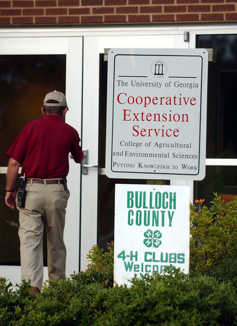 Bulloch County Food Bank Postal Collections