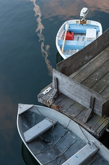 Boat's on Fisherman's Wharf - Monterey, CA