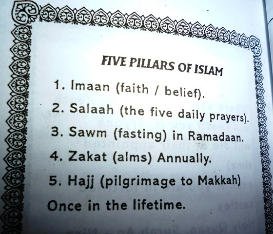 Rukun Islam - Pembelajaran Seumur Hidup