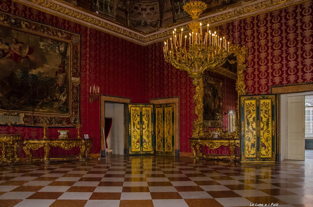 Palazzo Reale di Napoli: La Sala Diplomatica  La seconda sa ...
