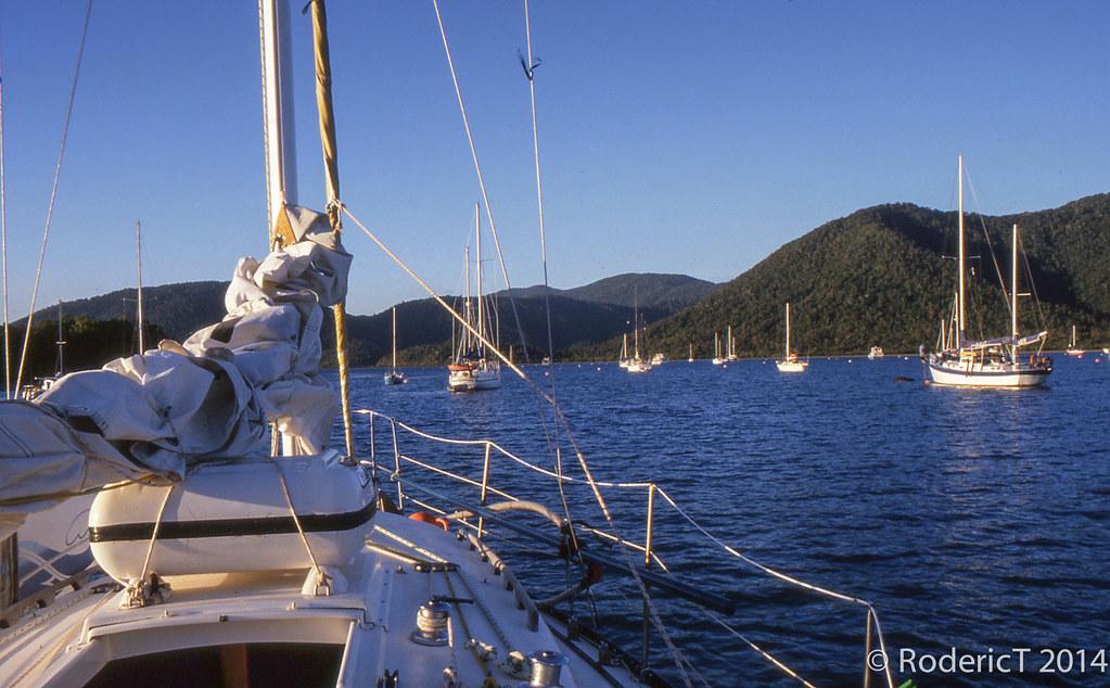 Airlie Beach To Gloucester Island Yacht Race