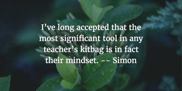 IMMOOC Blog Tour: Simon
