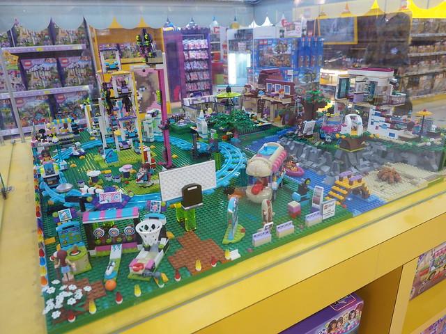 Toys 'R' Us LEGO Star Card
