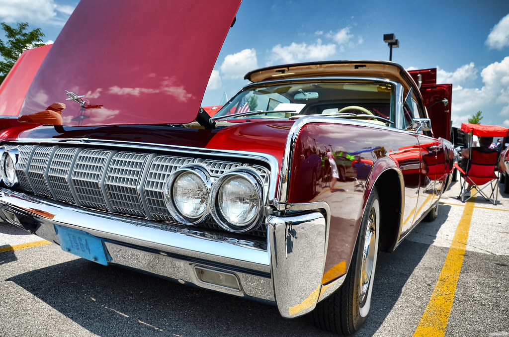 1964 Lincoln Continental Chad Horwedel Flickr