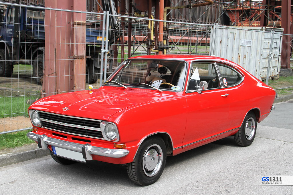 1971 opel kadett b coupe join my car pics page on. Black Bedroom Furniture Sets. Home Design Ideas