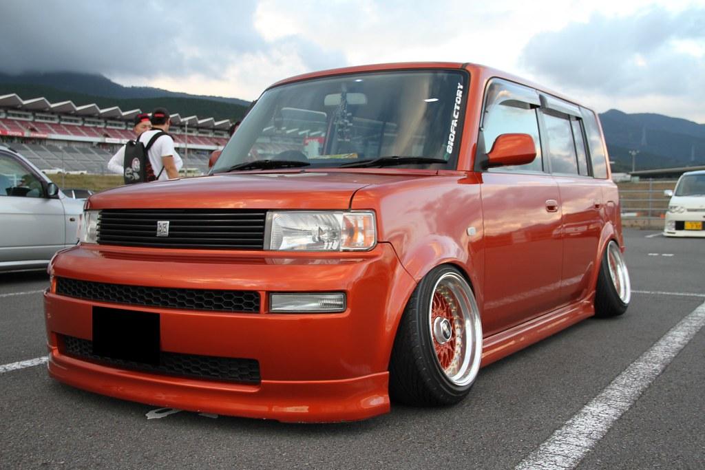 Slammed Society 2013 Japan Toyota Bb Scion Xb ②