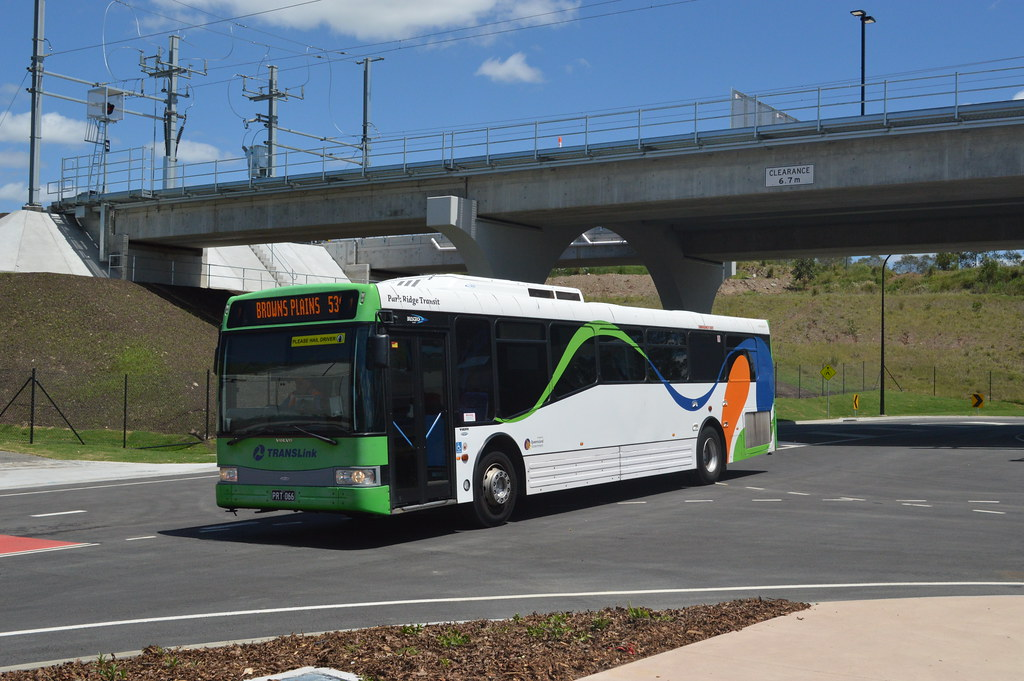 Bus Queensland Park Ridge Transit Volvo B12ble Prt066