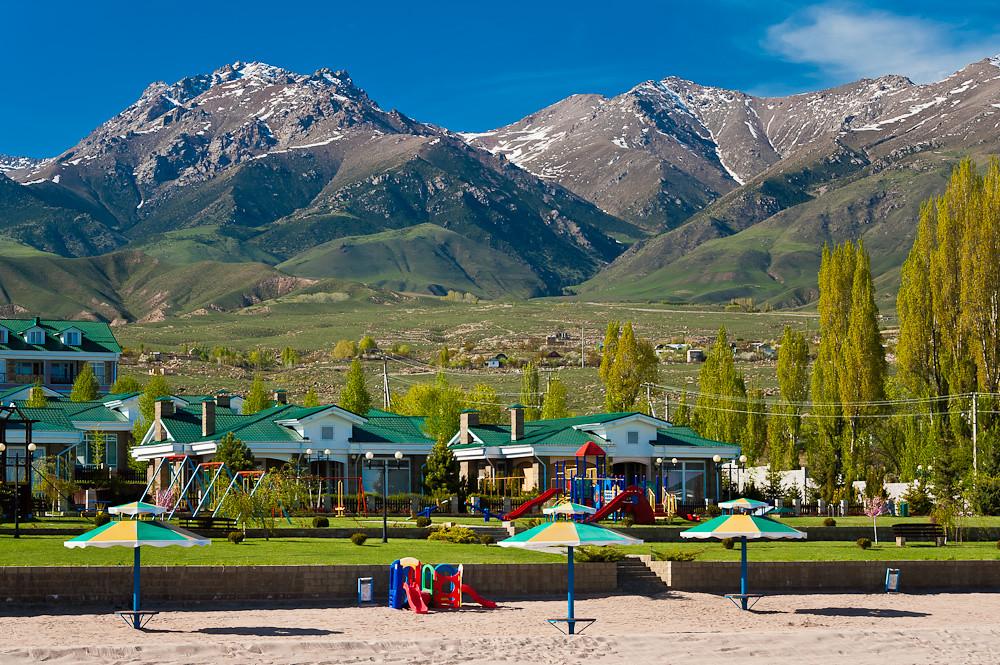 All Road Sign >> Karven Hotel (Lake Issyk Kul - Kyrgyzstan) | Summer resort u… | Flickr