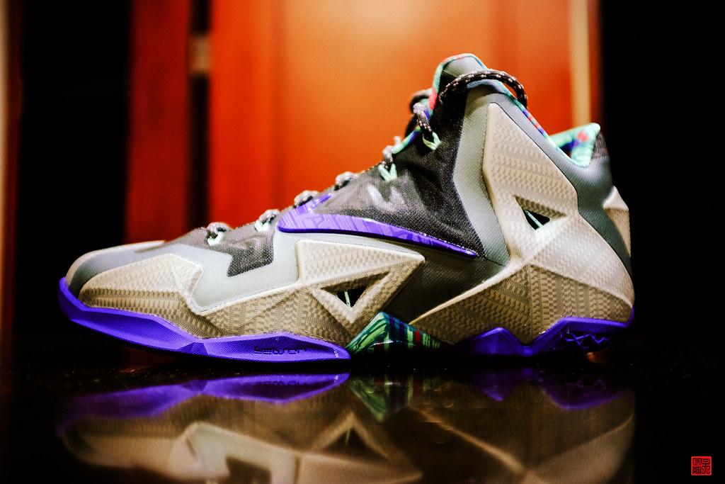 White Labron Shoe