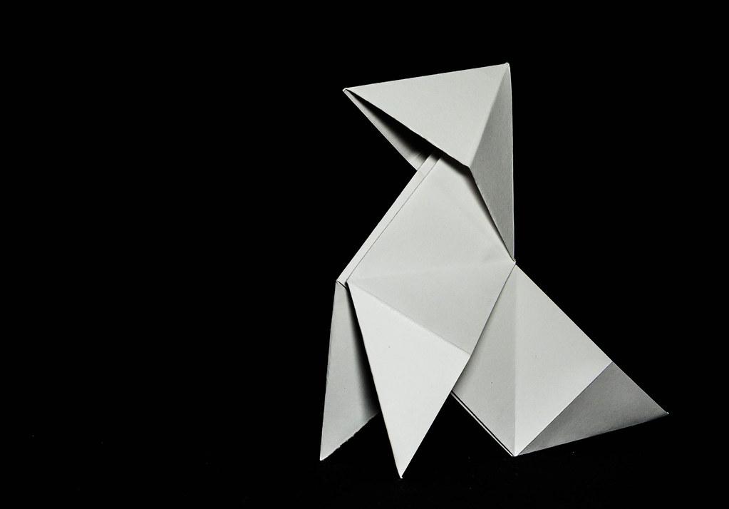 Map Origami Paper